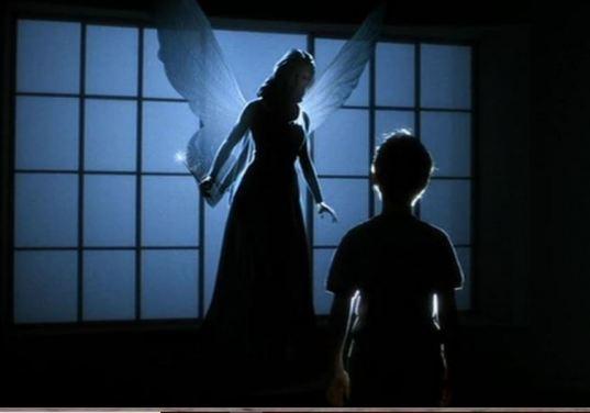 A.I. David et la fée bleue