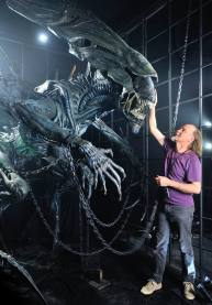 Dan et Alien