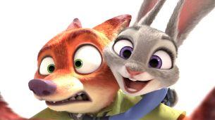 Zootopie Judy et Nick