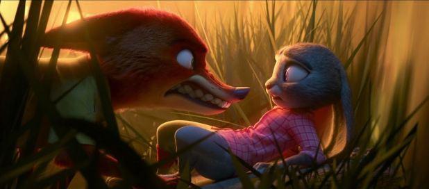 Zootopie Nick et Judy