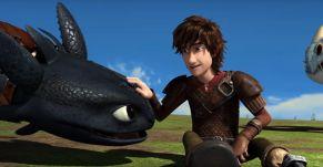 Dragons Harold et Krokmou