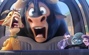 Ferdinand la chèvre et les hérissons