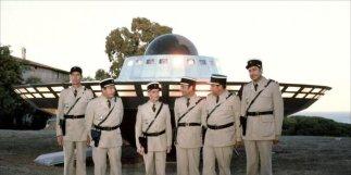 """""""Le gendarme et les extraterrestres"""" (1981)."""