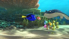 Le monde de Dory photo de groupe