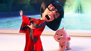 Edna et Jack Jack