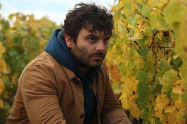 Jean dans les vignes
