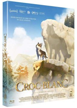 Blu-Ray Croc-Blanc