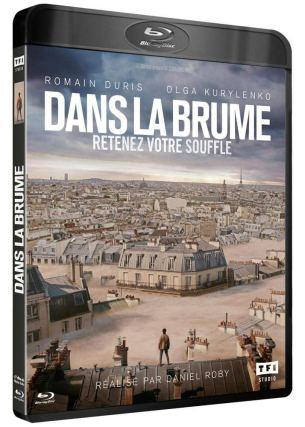"Visuel du Blu-Ray de ""Dans la brume""."