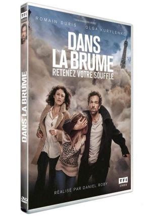"""Visuel du DVD de """"Dans la brume""""."""