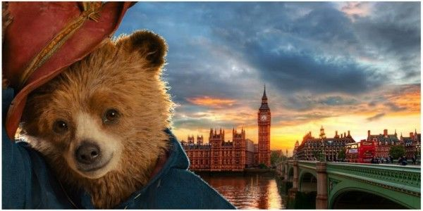 Paddington et vue de Londres