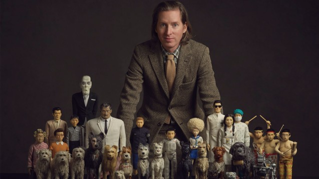 Wes Anderson et les marionnettes de l'Ile aux Chiens