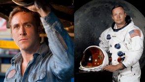 Ryan Gosling et Neil Armstrong