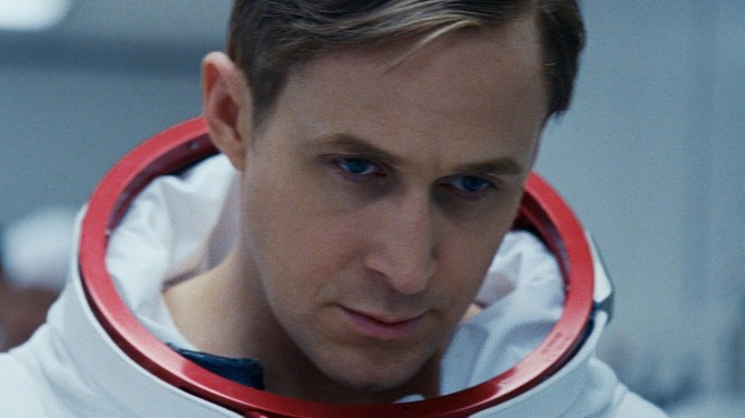 Ryan Gosling Neil Armstrong First Man