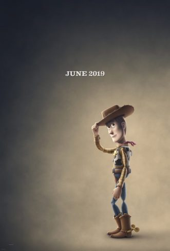Affiche Toy Story 4 Woody