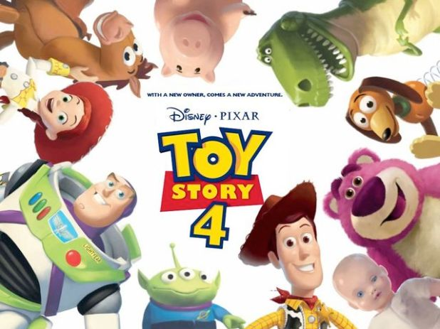 Image promitionnelle Toy Story 4