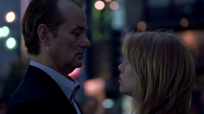 Lost in Translation Bob et Charlotte