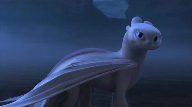 femelle furie éclair dragons 3