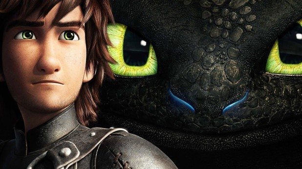 Krokmou et Harold Dragons 2