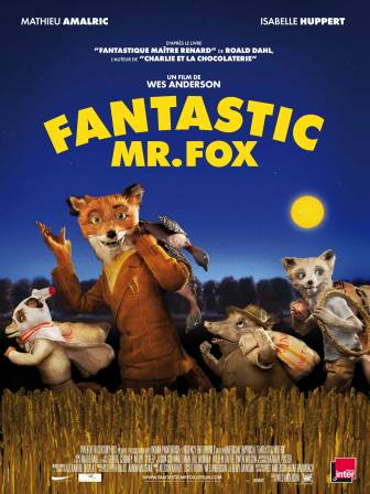 Affiche Fantastic Mr Fox