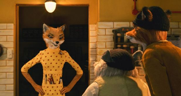 Capture film Fantastic Mr Fox
