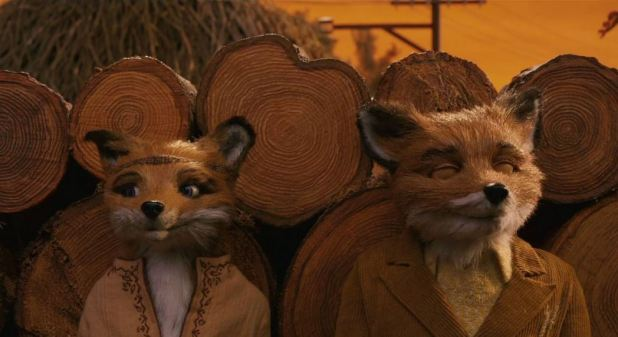 Le couple Fantastic Mr Fox