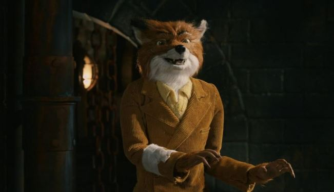 Scène de Fantastic Mr Fox