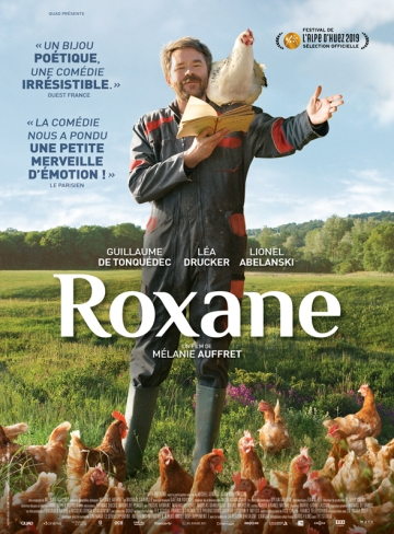 Affiche film Roxane