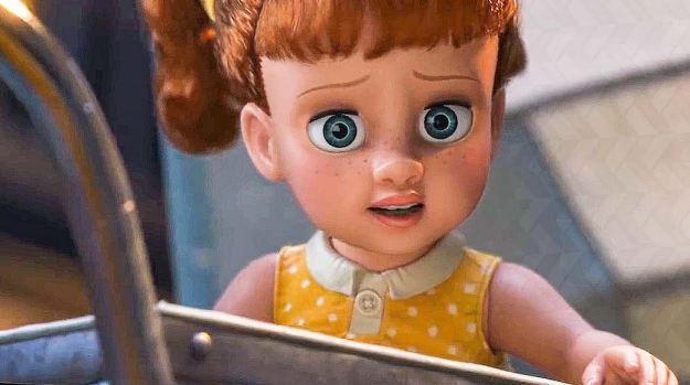 Toy Story 4 nouveau personnage poupée Gaby Gaby