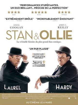 Affiche Stan et Ollie