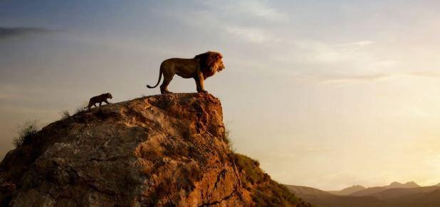 Image Le Roi Lion Jon Favreau 2019