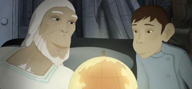 Le voyage du Prince extrait du film