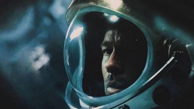 Ad Astra Brad Pitt est Roy McBride