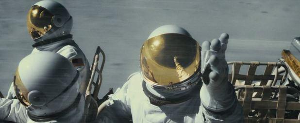 Ad Astra extrait poursuite sur la Lune