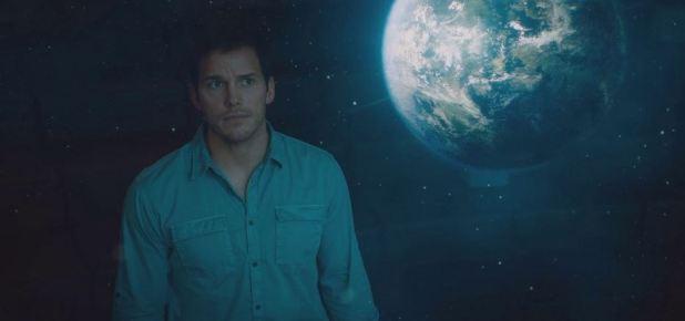 Chris Pratt dans Passengers