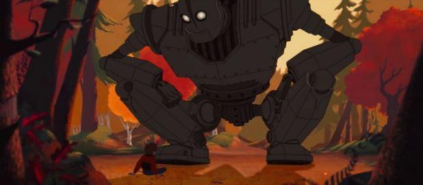 Le géant de fer de Brad Bird extrait