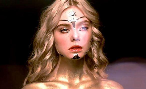 Elle Fanning dans The Neon Demon