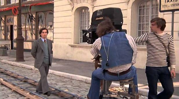 Extrait du film La nuit américaine 1973