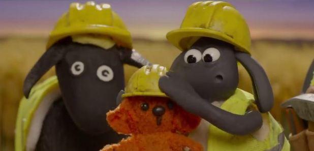 Extrait du film Shaun le Mouton 2