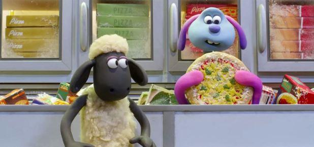 Extrait du film Shaun le mouton la ferme contre attaque 2019