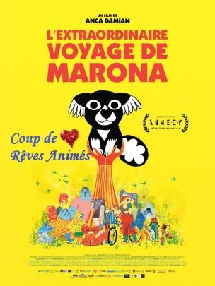 L'extraordinaire voyage de Marona affiche