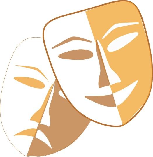 Masques théâtre