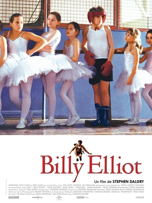 Affiche Billy Elliott