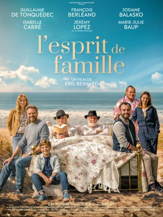 Affiche L'esprit de famille
