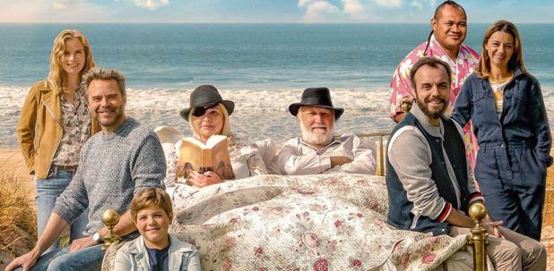 Photo de groupe film L'esprit de famille d'Eric Besnard
