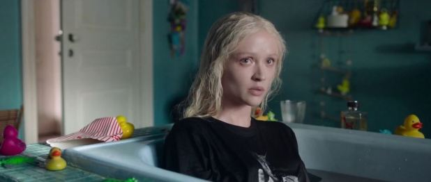 Extrait du film Une sirène à Paris Lula dans la baignoire