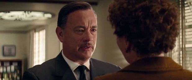 Dans l'ombre de Mary Tom Hanks et Emma Thompson